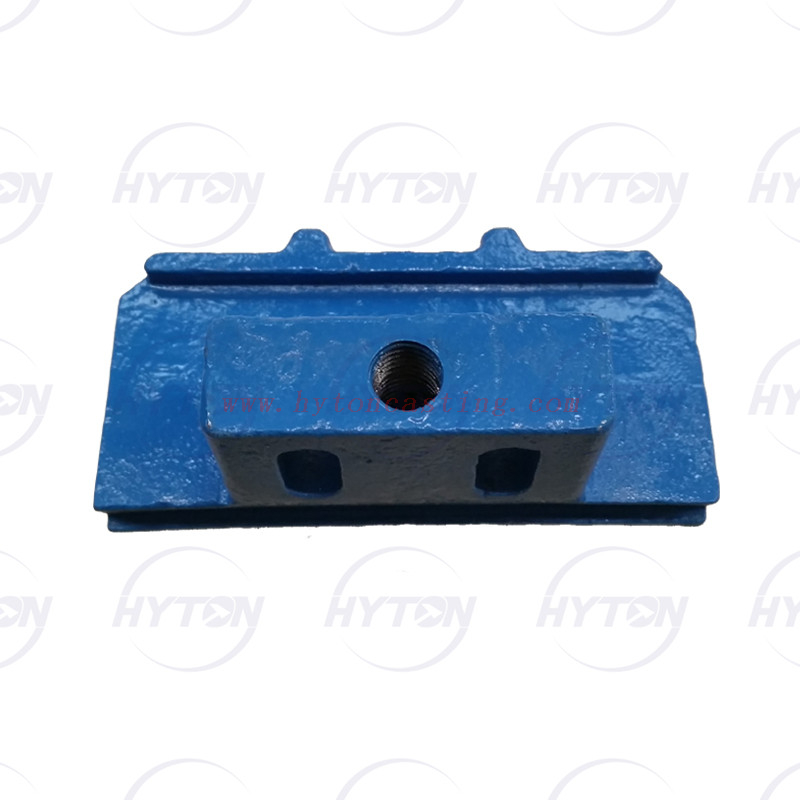 Rotor Tips Suit for Sandvik CV217 CV218 VSI Crusher Spare Parts