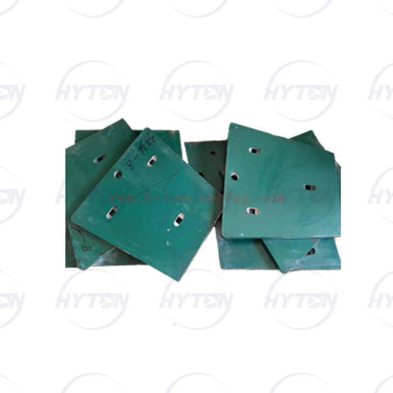 Check plate and side liner Suit for Metso C Series Jaw Crusher Wear And Spare Parts