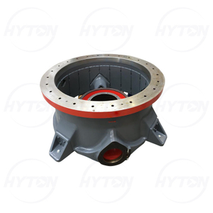 Cone Crusher Lower Frame Suit Sandvik CH430 Replacement Spare Parts