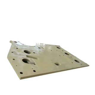 Side Plate Apply To Metso Nordberg Jaw Crusher C125 Spare Parts