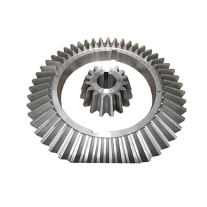 Mining Machine Parts Metso Nordberg Cone Crusher GP500 Drive Gear