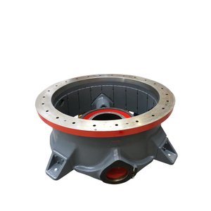 Crusher Parts Lower Frame Suit for Sandvik Cone Crusher CH660 Spare Parts
