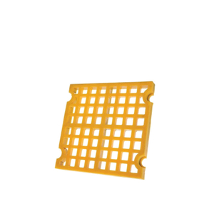 PU Polyurethane screen mesh for stone quarry spare parts